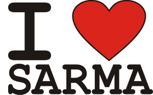 Volim sarmu I-Love-Sarma