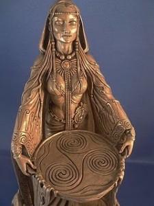 danu keltska boginja