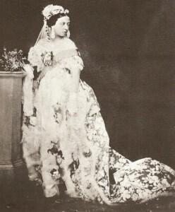 prva venčanica u beloj boji