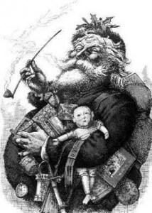 prvi Deda mraz