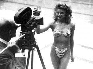 prvi bikini u modernoj istoriji
