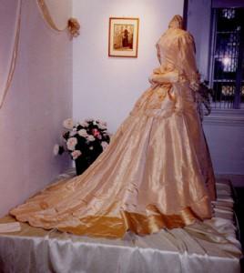 venčanice u boji istorija