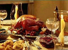 ćurka američki dan zahvalnosti