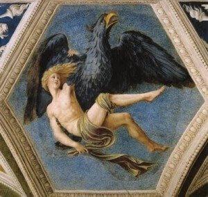 Ganimed i Zevs
