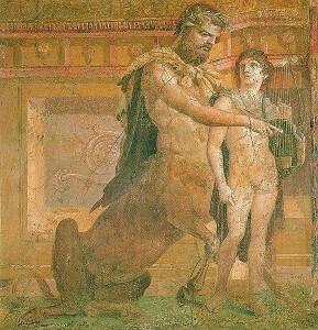 Kentaur simbol horoskopskog znaka Strelac
