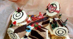panj torta za božić