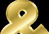 ampersand & znak