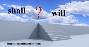 shall will razlike u upotrebi
