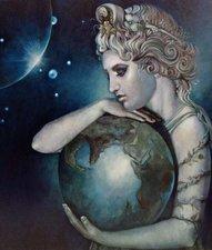 Gea, gaja, grčka boginja poreklo reči