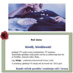 krindž bindž značenje srpski rečnik