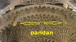pandan značenje
