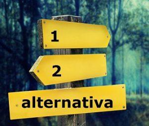 alternativa značenje poreklo reči
